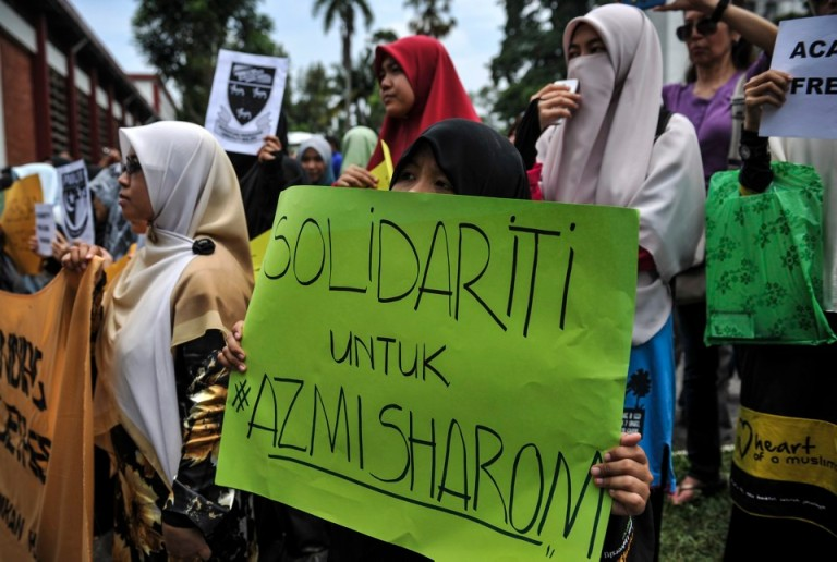 solidarity with Azmi Sharom